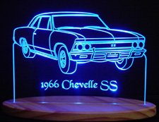 LED Classic Car Sign