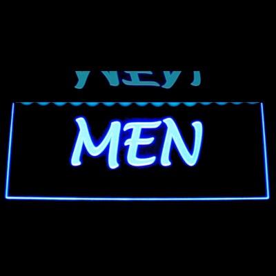 Mens Restroom Ladies Men Ceiling Mount Or Flat To Wall