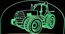 Tractor Case 275 Magnum Farm Equipment Acrylic Lighted Edge Lit LED Sign / Light Up Plaque Full Size USA Original