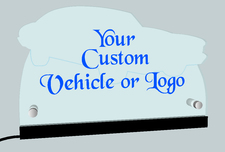 Custom Made Car, Pickup Truck, SUV, or Logo