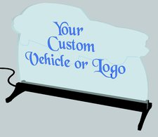 Custom Made Car, PickupTruck, SUV, or Logo