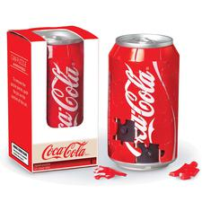 Jigsaw Puzzle Coca-Cola Can 40 piece Coke